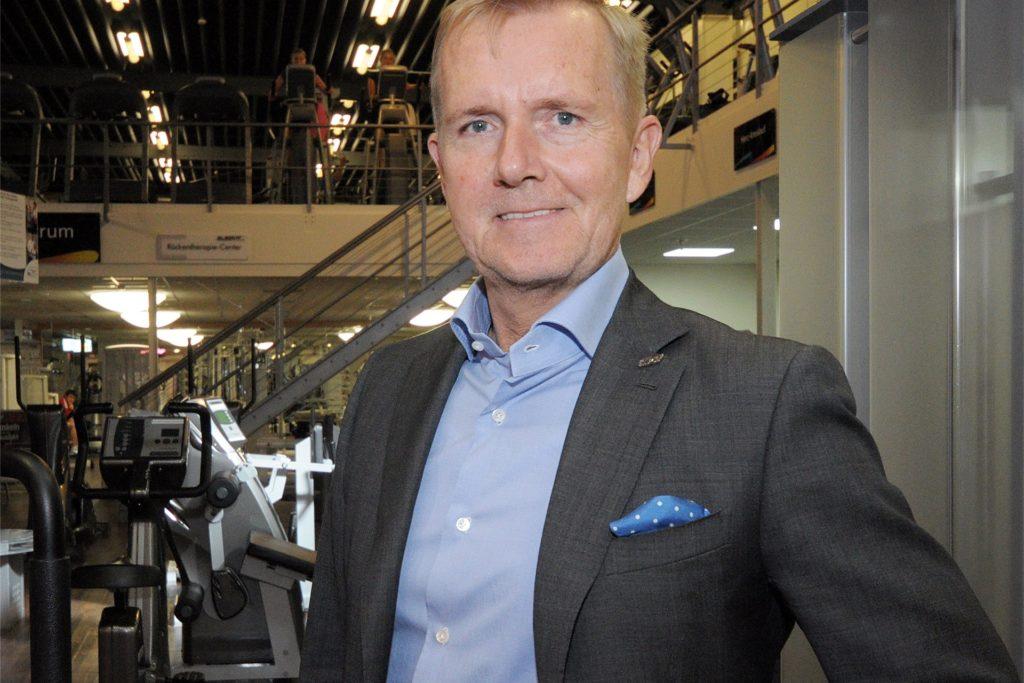 Injoy-Geschäftsführer Paul Underberg will gegen die Schließung von Fitnessclubs klagen.