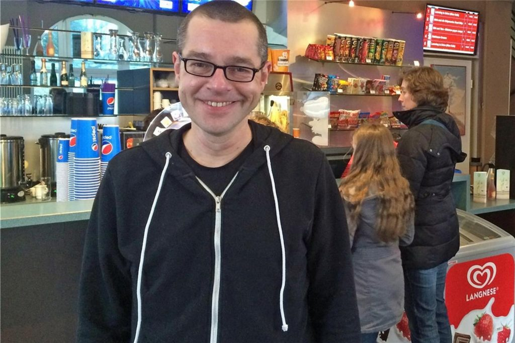Stephan Zabka betont, dass es in noch keinem Kino einen Corona-Ausbruch gegeben habe.