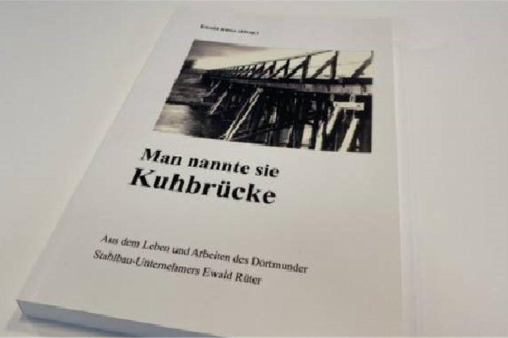 Der Pylon in der Dortmunder City ist eine der prominenten Stahlkonstruktionen, die Ewald Rüter mit seiner Firma gebaut hat.