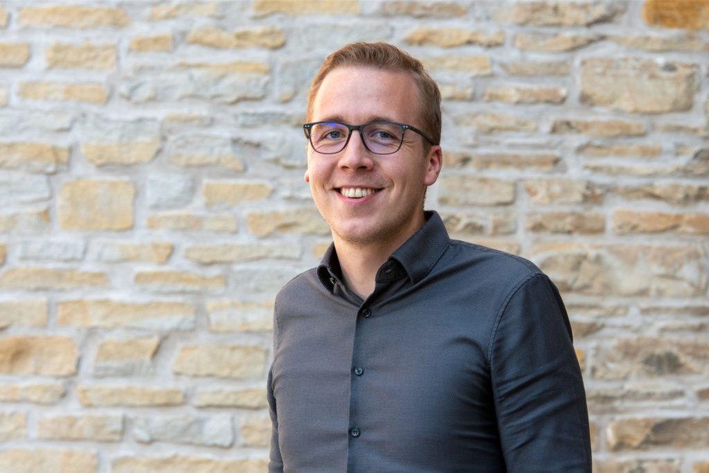Fabian Teltrop ist neuer Umweltschutzmanager im Bistum Münster.