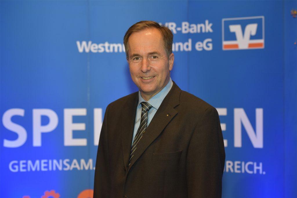 Helmut Rüskamp (Dülmen) ist neuer Vorsitzender des Aufsichtsrates.