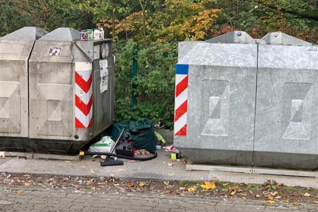 Abgekippter Müll sorgt zusätzlich für Ärger. Dieses Bild hat ein Anwohner zur Verfügung gestellt.