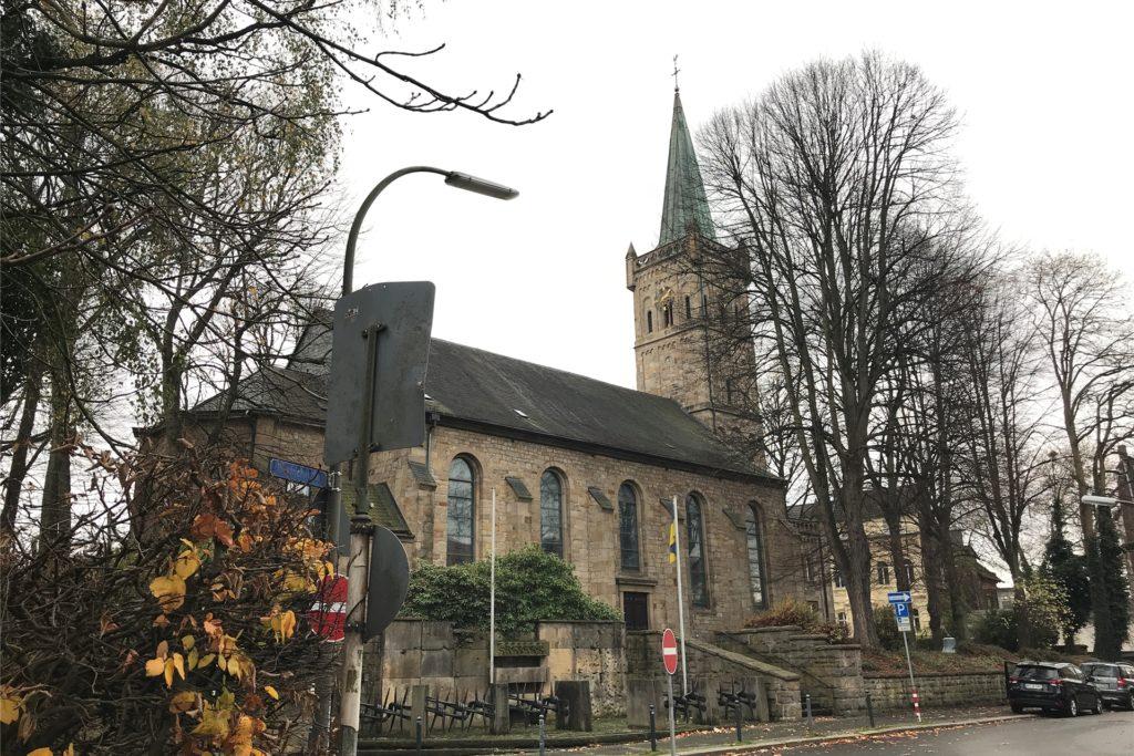 Wer darf an Weihnachten zum Gottesdienst in die evangelische Bartholomäus-Kirche in Lütgendortmund? Darüber entscheidet vielleicht eine Losverfahren.