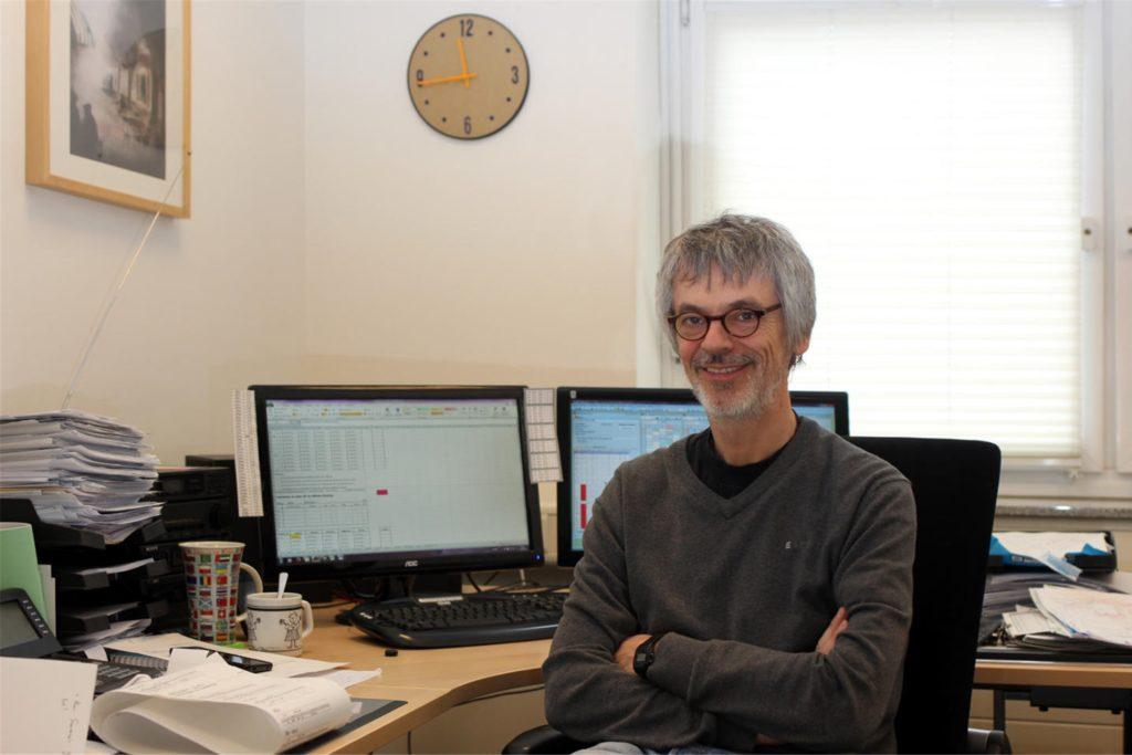 Volker Supanc ist Konrektor der Fridtjof-Nansen-Realschule. In der Frage Präsenz- kontra Distanzunterricht sei sein Kollegium gespalten, sagt er.