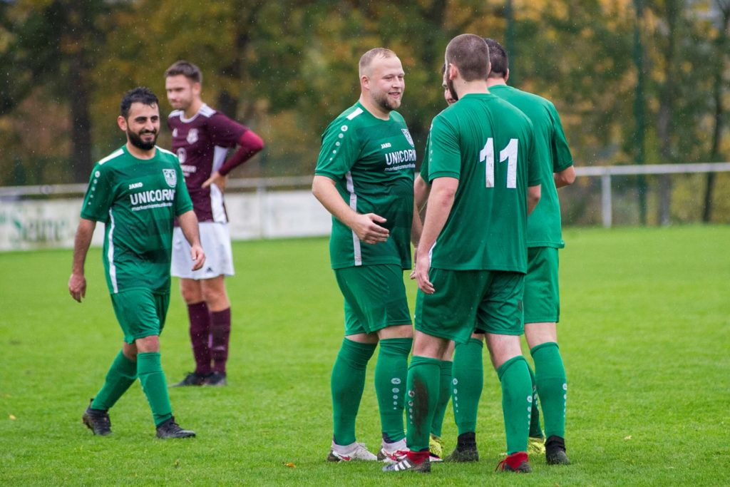 Der SV Bossendorf II ist die einzige Mannschaft aus Haltern, die bislang keinen einzigen Punkt abgegeben hat.