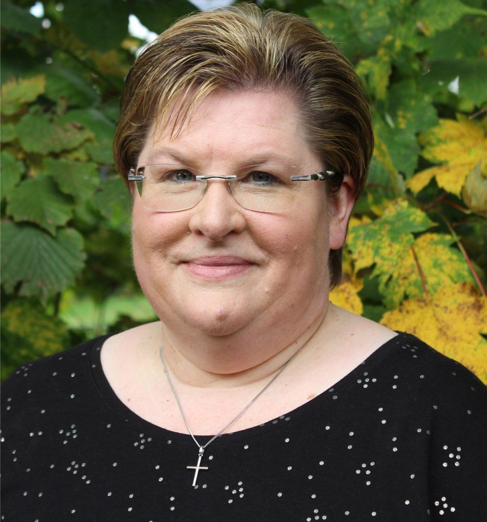 Monika Holthoff ist Pfarrerin der Evangelischen Kirchengemeinde Brechten.
