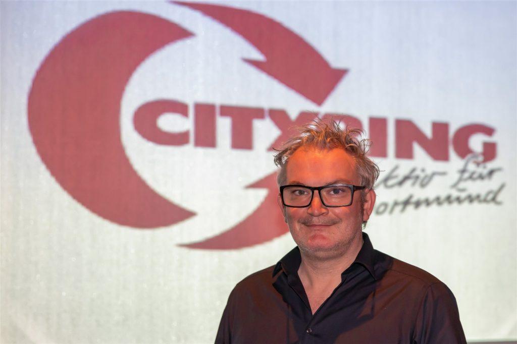 Tobias Heitmann, Vorsitzender des Cityrings, fürchtet, dass es nun bei den Weihnachtseinkäufen zu Wartezeiten vor den größeren Geschäften kommen wird.