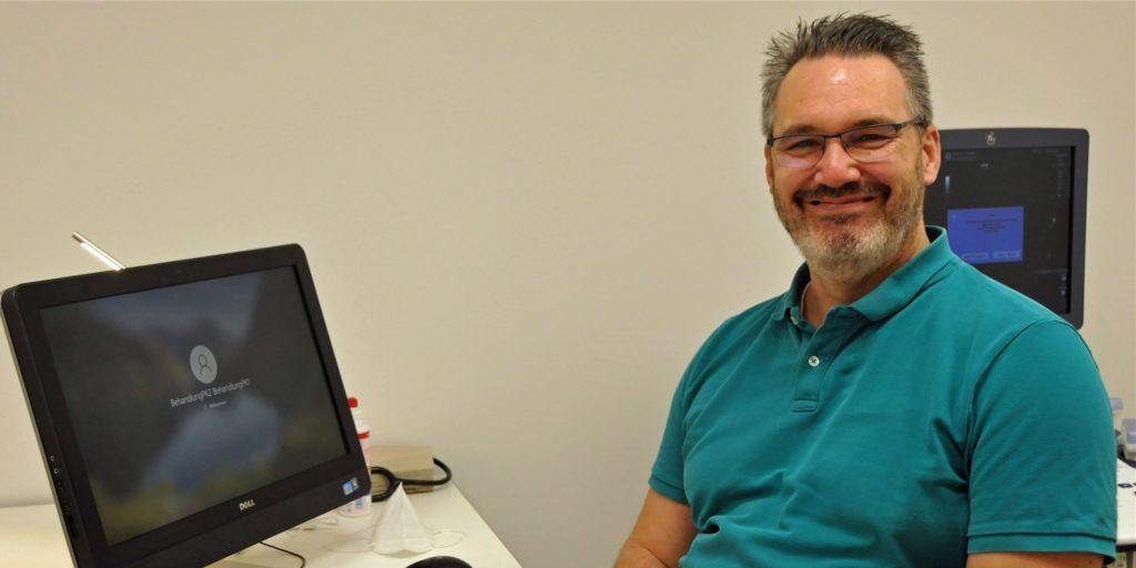 Dr. Arne Krüger ist neuer Vorsitzender des Lüner Ärztevereins. Die Corona-Impfung bezeichnete er als große Herausforderung für die Ärzte.