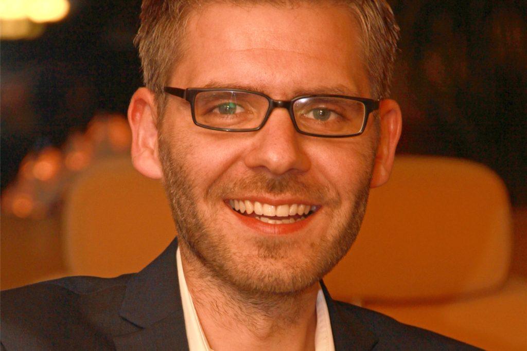 Jens Langensiepen, Geschäftsführer der Stadtwerke Castrop-Rauxel:
