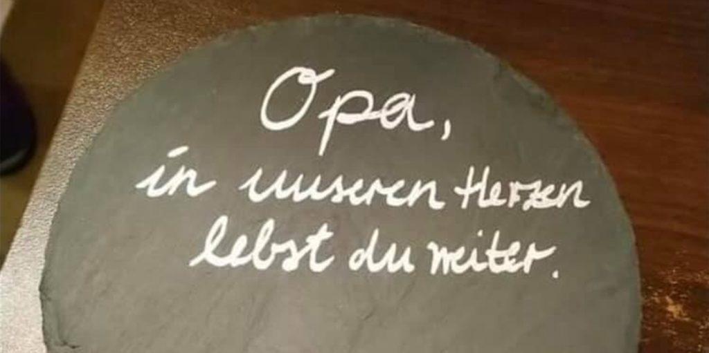 Kurz nach der Beerdigung fehlten auf dem Grab des Vaters von Elke Hammwöhner ein Blumenbouquet, eine Holzschale und eine Granitplatte. Es sind Einzelfälle, die aber an anderen Orten schon zu drastischen Maßnahmen auf Friedhöfen geführt haben.