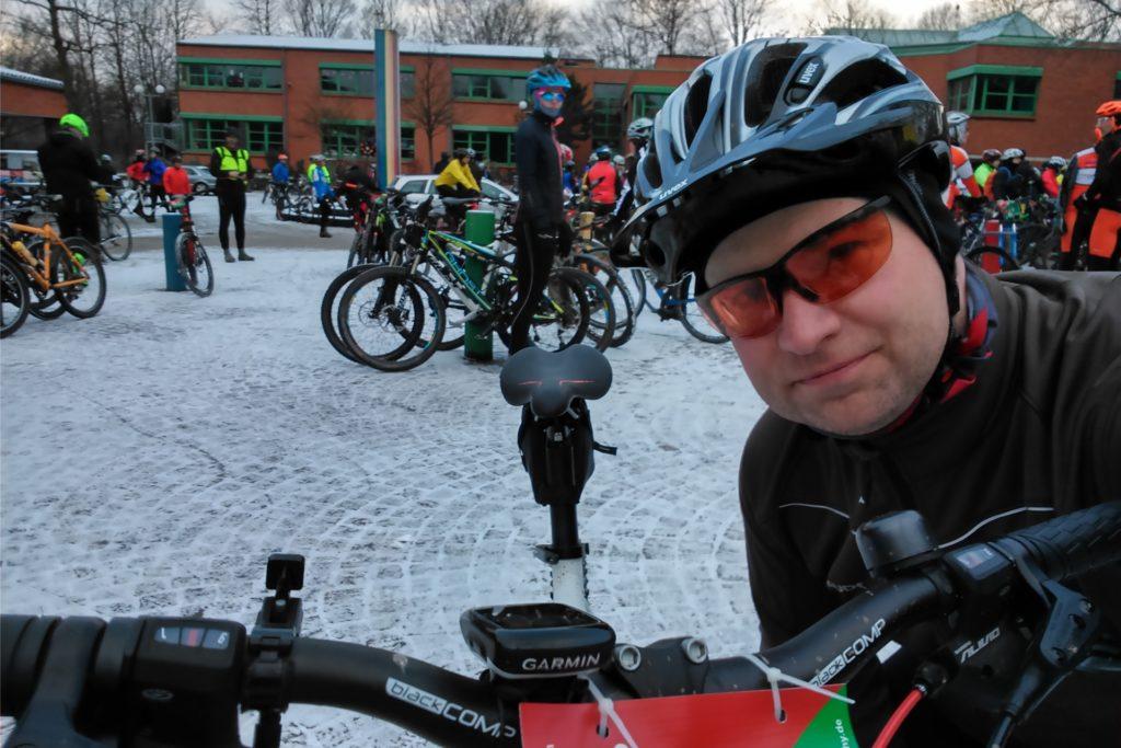 Es gibt sogar sportliche Veranstaltungen im Winter, allerdings wohl nicht in diesem. Die Westfalen Winter Bike Trophy, von der dieses Bild stammt, war bis vor kurzem noch in Planung. Doch als die Politik den November-Lockdown verkündete, kam auch für die 2021er-Austragung der CTF-Serie die Absage.
