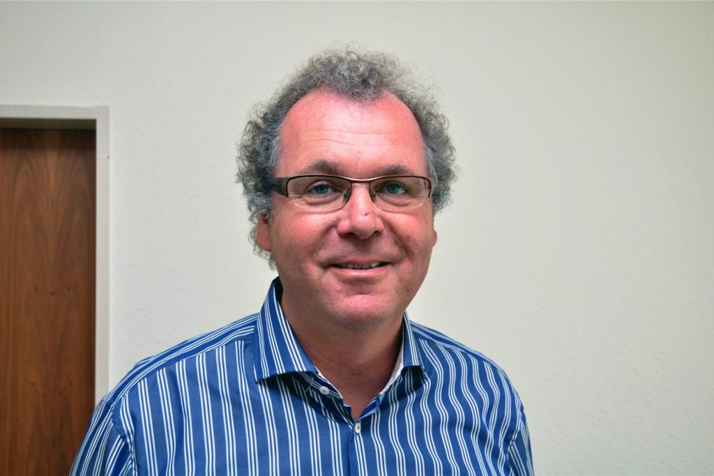 Pastor Winfried Grohsmann vom Pastoralverbund Castrop-Rauxel-Süd
