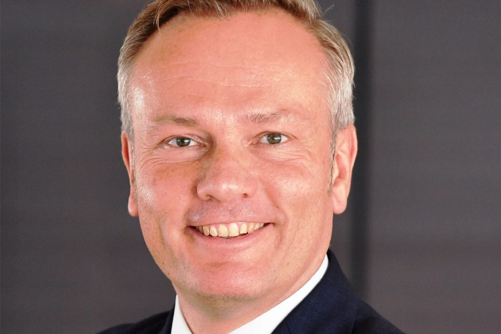 Christian Erber ist Niederlassungsleiter der Commerzbank in Dortmund