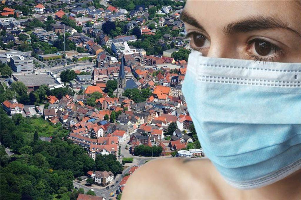 Im März kam das Coronavirus auch in Werne an - nicht nur in Form der Schutzverordnung.