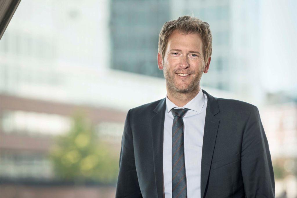 Digital-Experte Prof. Dr. Henning Vöpel war 2018 zu Gast beim Halterner Wirtschaftsgespräch.
