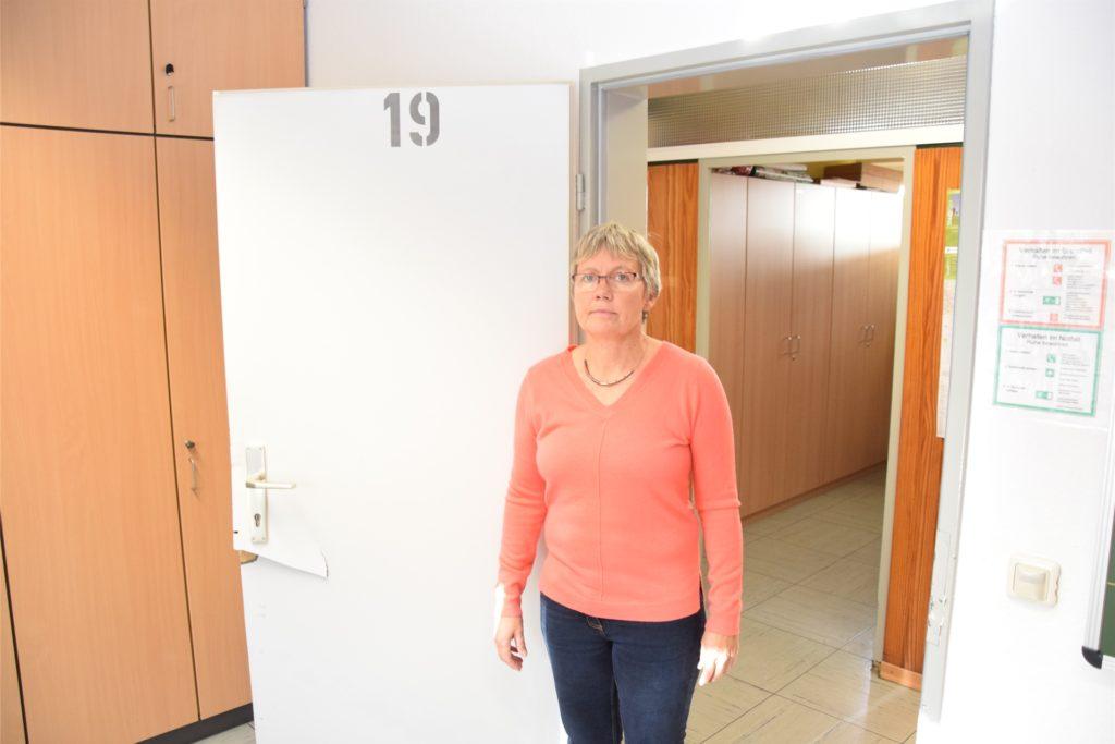 Karin Gaudigs leitet seit fünf Jahren die Grundschule Alter Garten. Nun soll sie die Leitung der Schule in Henrichenburg übernehmen.