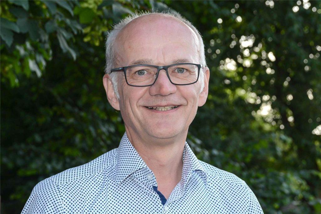 Pfarrer Ludger Keite verspricht einige Sonderaktionen: eine lebensgroße Krippe, Segenkarten zum Abpflücken und zwei YouTube-Videos