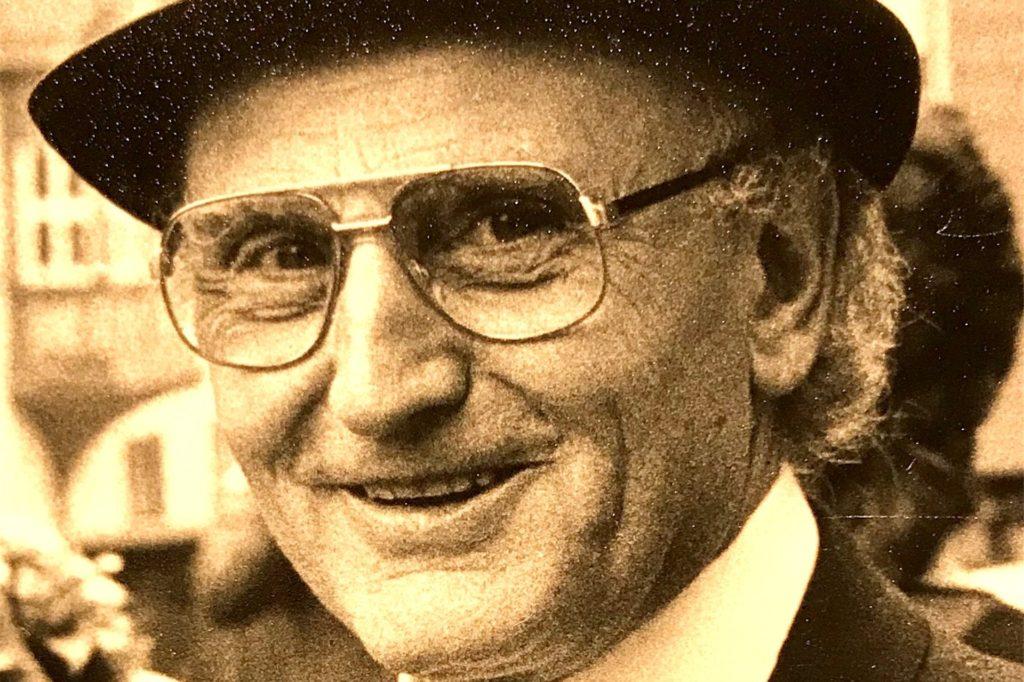 Dr. Wolfgang Gaertner hat bis 1980 in Lanstrop als Hausarzt praktiziert