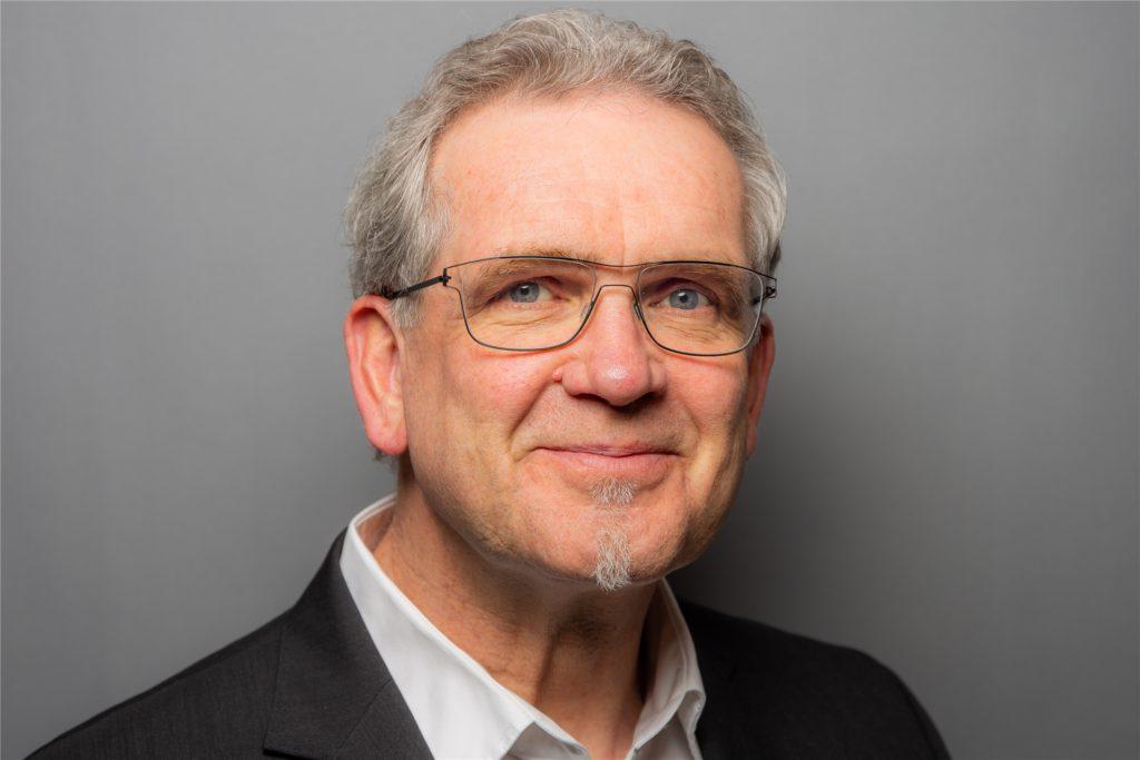 Wolfgang Huhn ist Inhaber des gleichnamigen Bestattungshauses in Huckarde.
