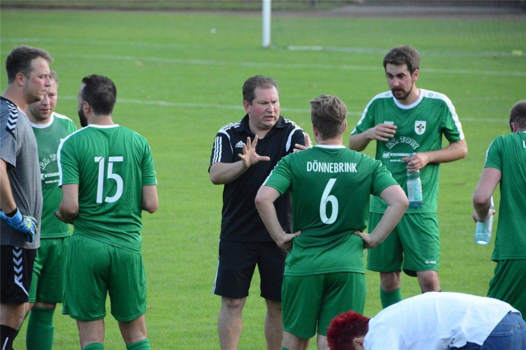 BVH Dorsten, Trainer Arek Knura