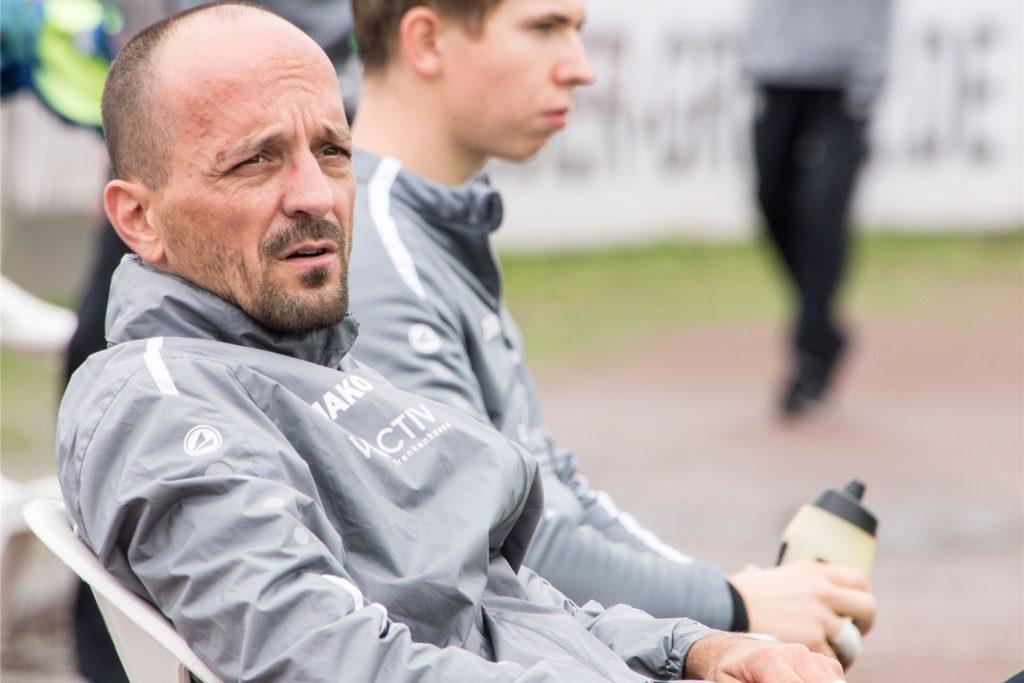 Thorsten Kornmaier macht weiter: Auch in der kommenden Saison wird er beim TuS Haltern am See als Co-Trainer arbeiten.