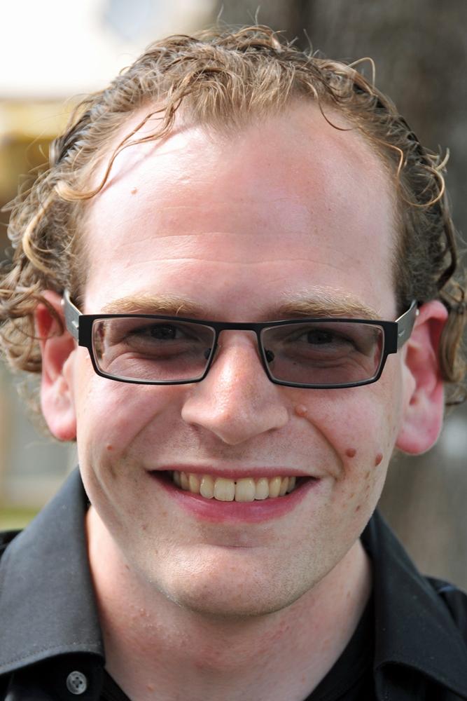Daniel Behnke ist Vorsitzender des neuen SPD-Ortsvereins Dortmund-Hellweg