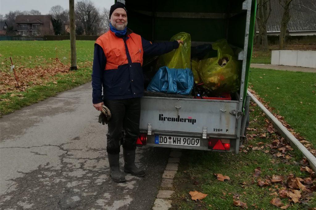 """Winfried Hardes präsentiert die """"Beute"""