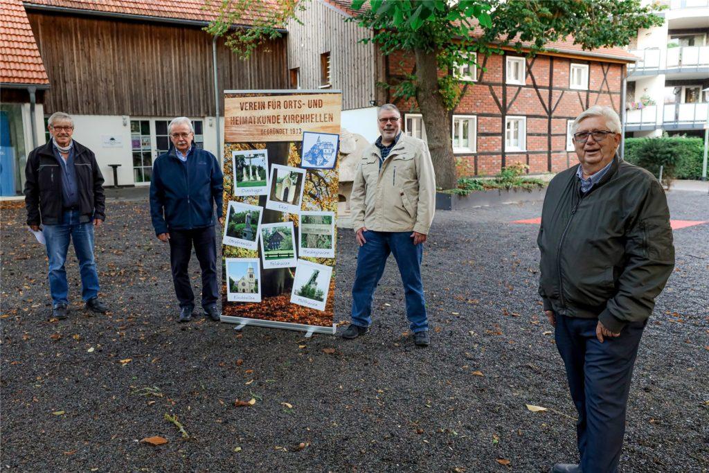 Der Heimatverein Kirchhellen möchte 2021 wieder durchstarten und hat ein neues Programm ausgearbeitet.