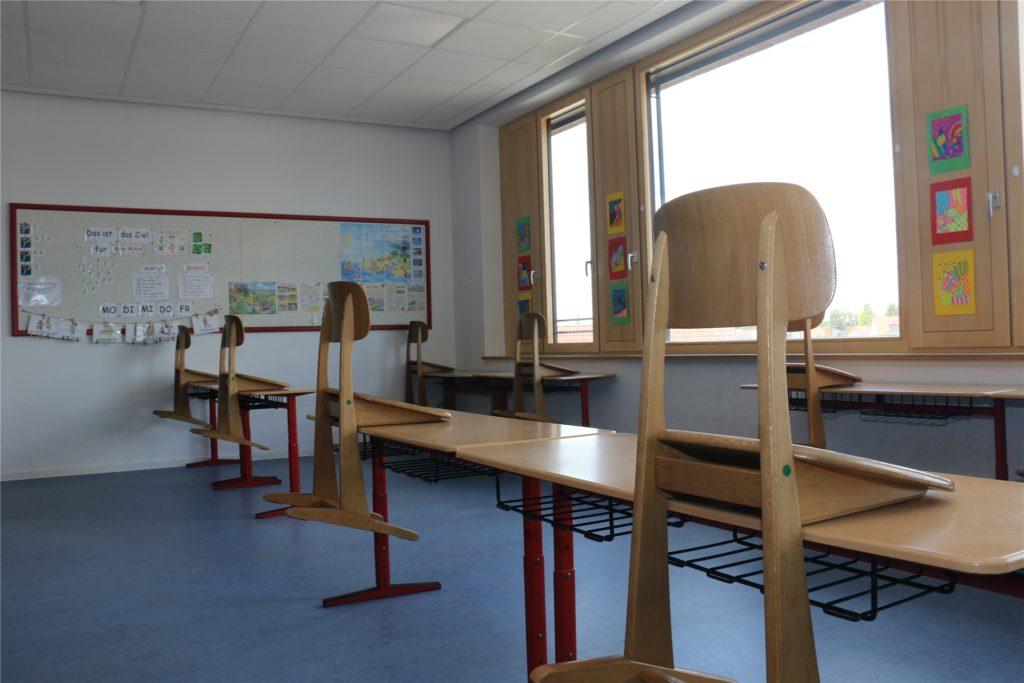 Aller Voraussicht nach bleibt die Präsenzpflicht in Wernes Schulen im Januar weiterhin ausgesetzt.