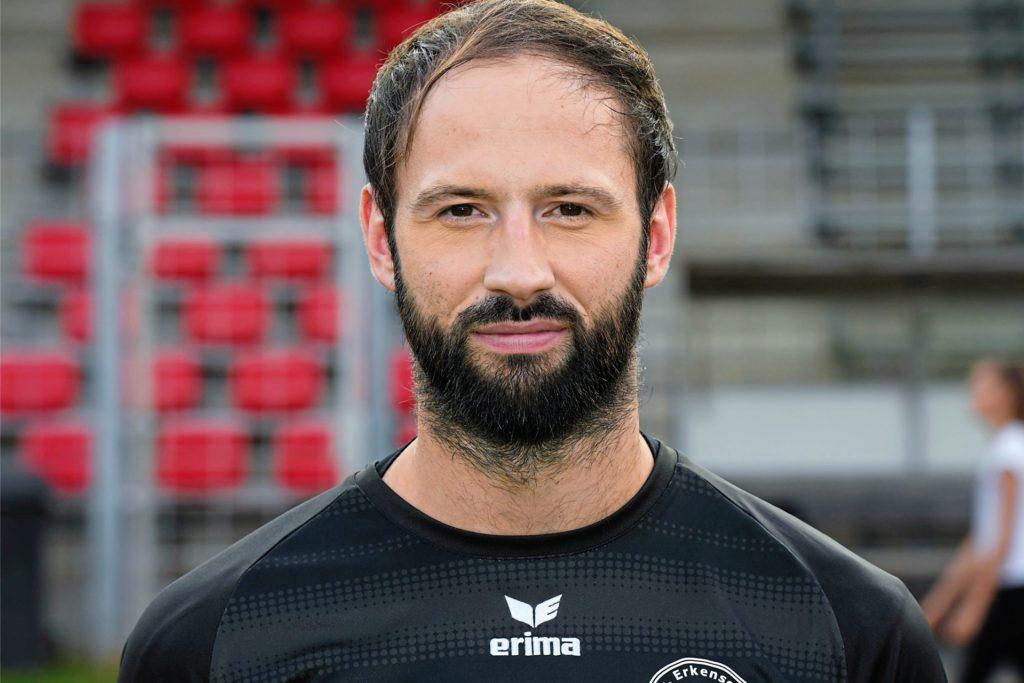 David Sawatzki coacht auch weiterhin die Spielvereinigung Erkenschwick.