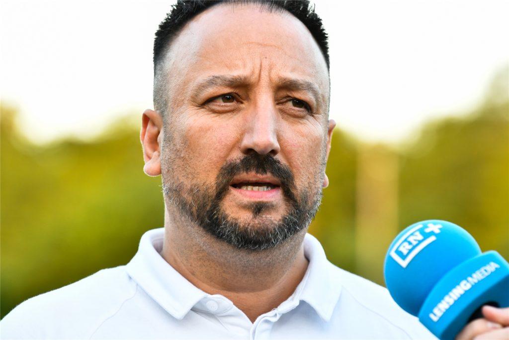 Bülent Kara stellte nach Ansicht der Leserinnen und Leser das stärkste Team des Lüner Fußball-Managers zusammen.