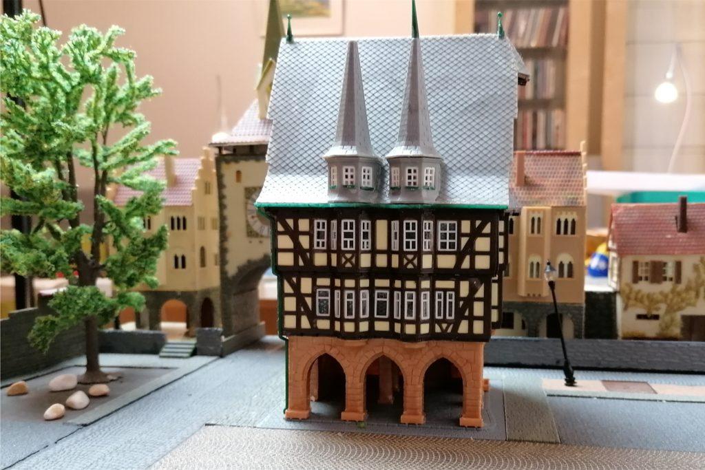 Im Tremberger Rathaus trifft der Magistrat alle wichtigen Entscheidungen: Märkte etwa finden 2021 statt.