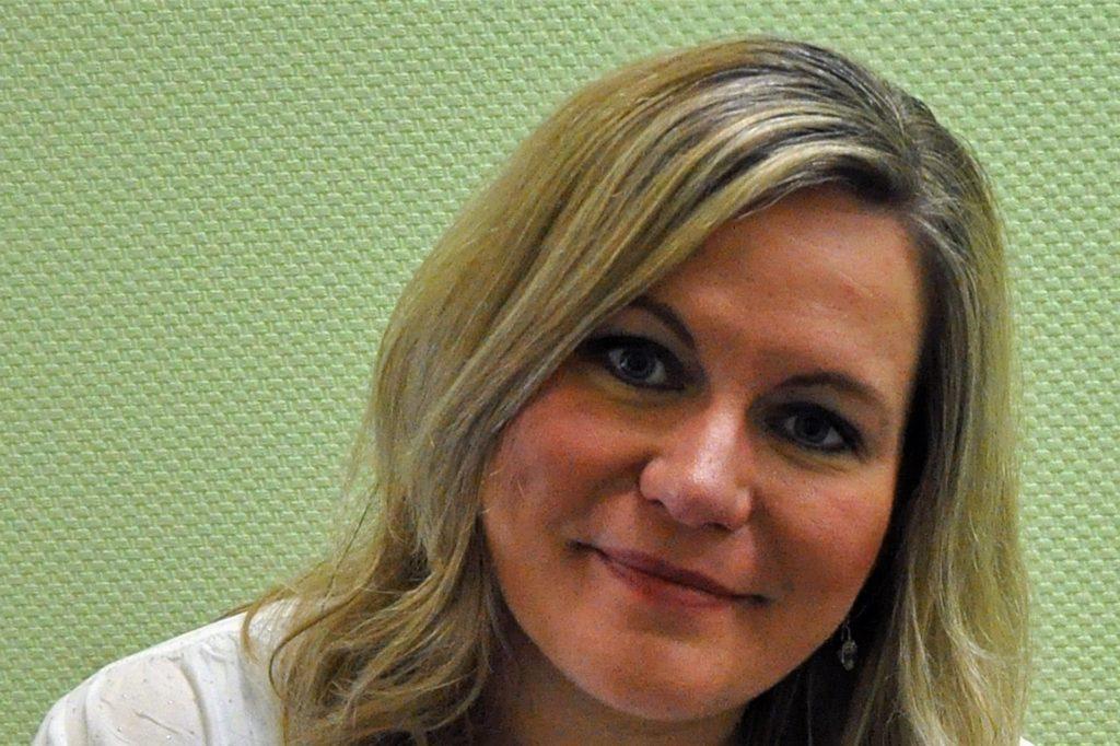 Stephanie Schonebeck kritisiert die Politik der Landesregierung.