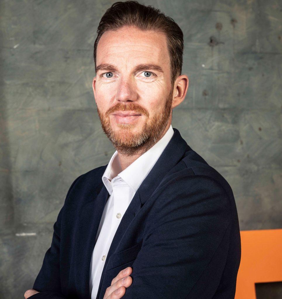 Björn Kemper ist der Geschäftsführer des Vredener Unternehmens Kemper.