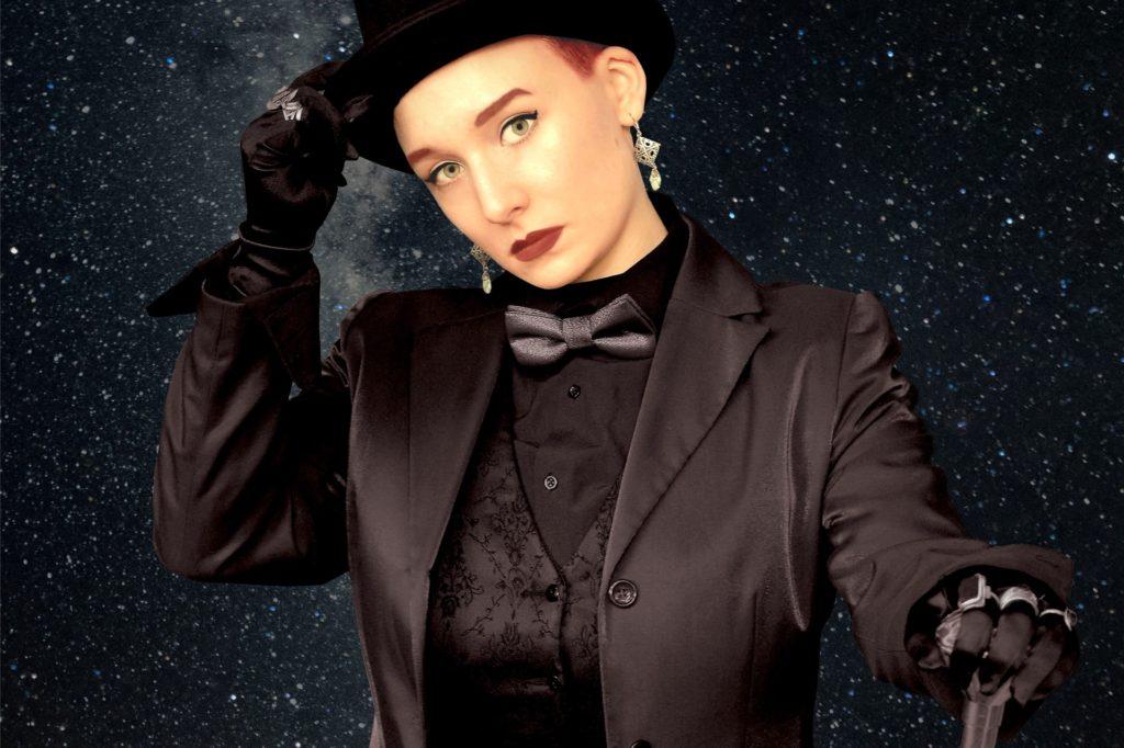 Düster, ohne aber im Alltag herunterzuziehen – so beschreibt Anna Harpert ihre erste Single. Am 20. Januar erscheint sie.