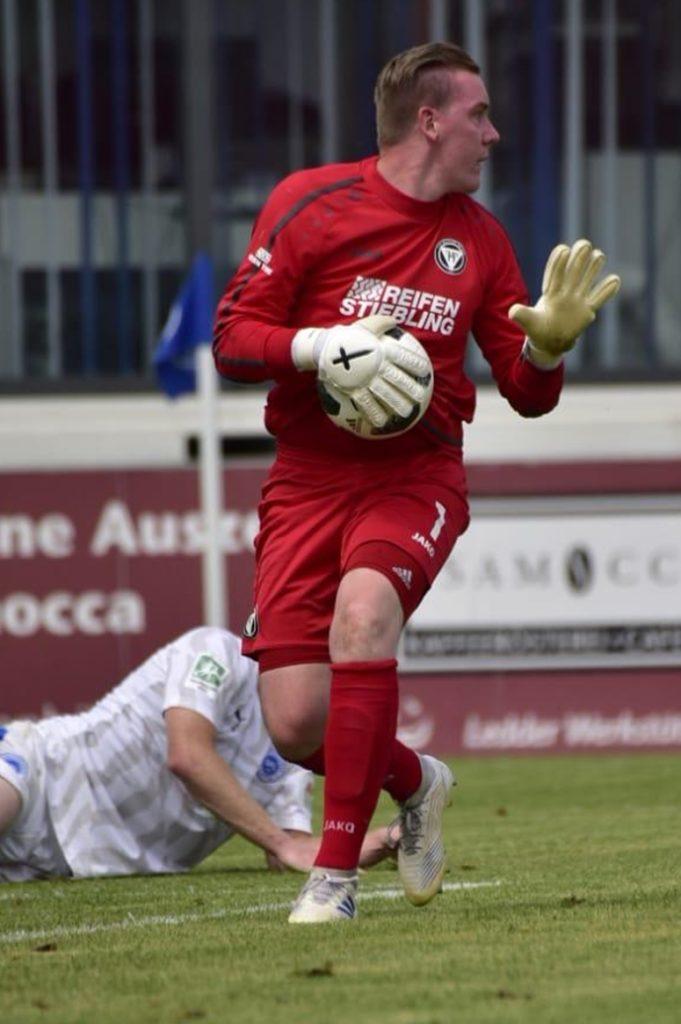 Tim Oberwahrenbrock spielt zukünftig wieder in der Oberliga Westfalen.