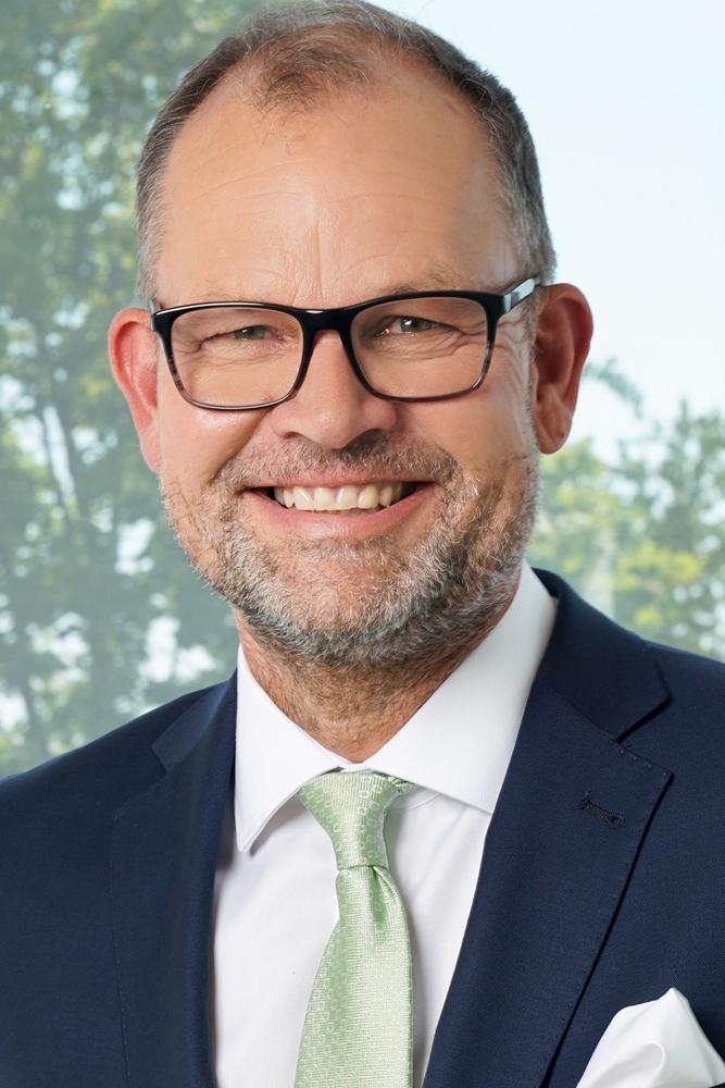 Frank Krienen ist Geschäftsführer der Belvona. Sie hat die Wohnungsbestände der Altro Mondo in Dorsten gekauft.
