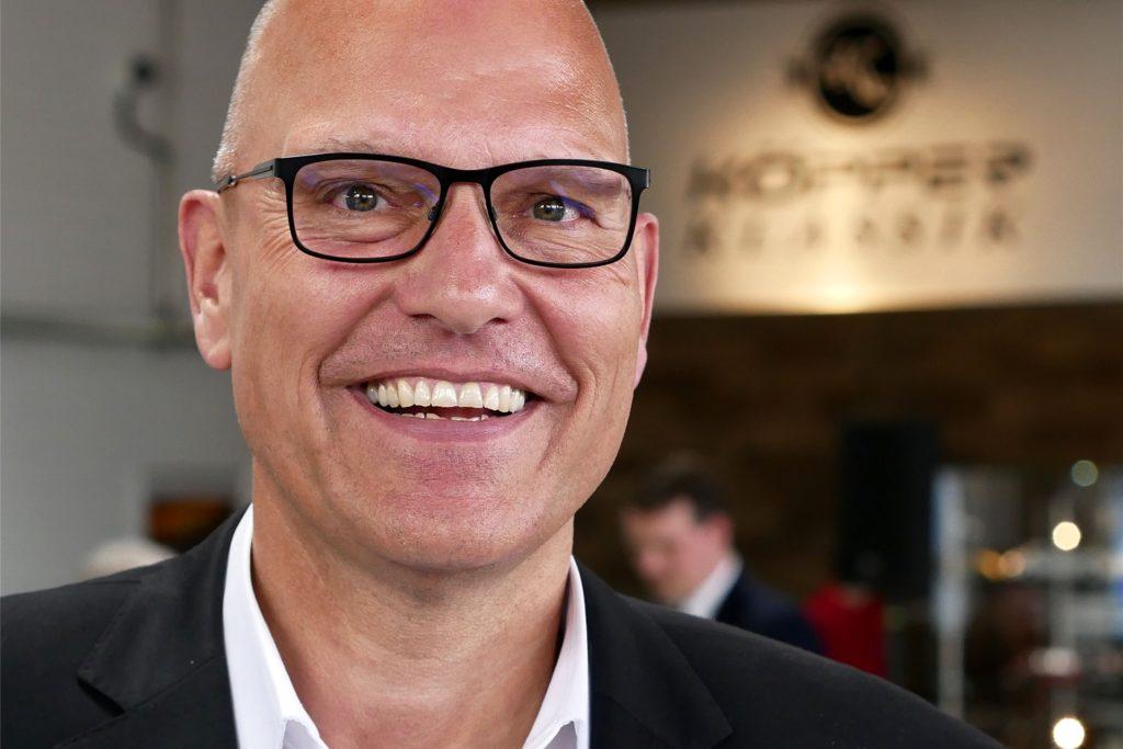 """Markus Pettendrup: """"Die Nachfrage im letzten Jahr ist extrem gestiegen."""""""