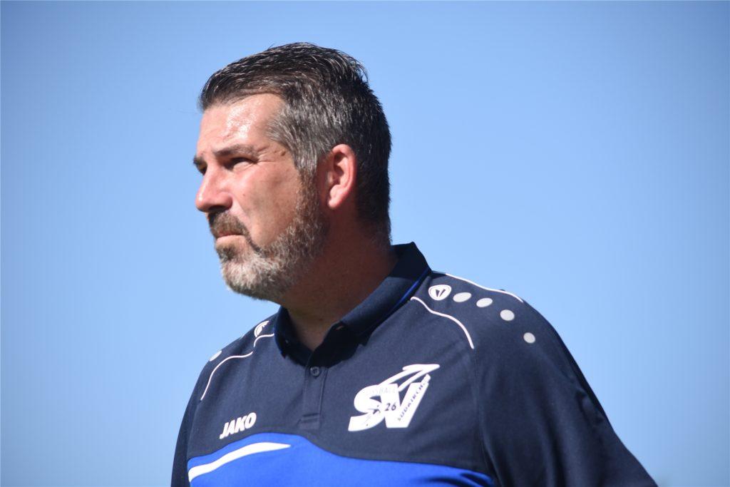 Michael Luppus macht beim SV Südkirchen weiter.