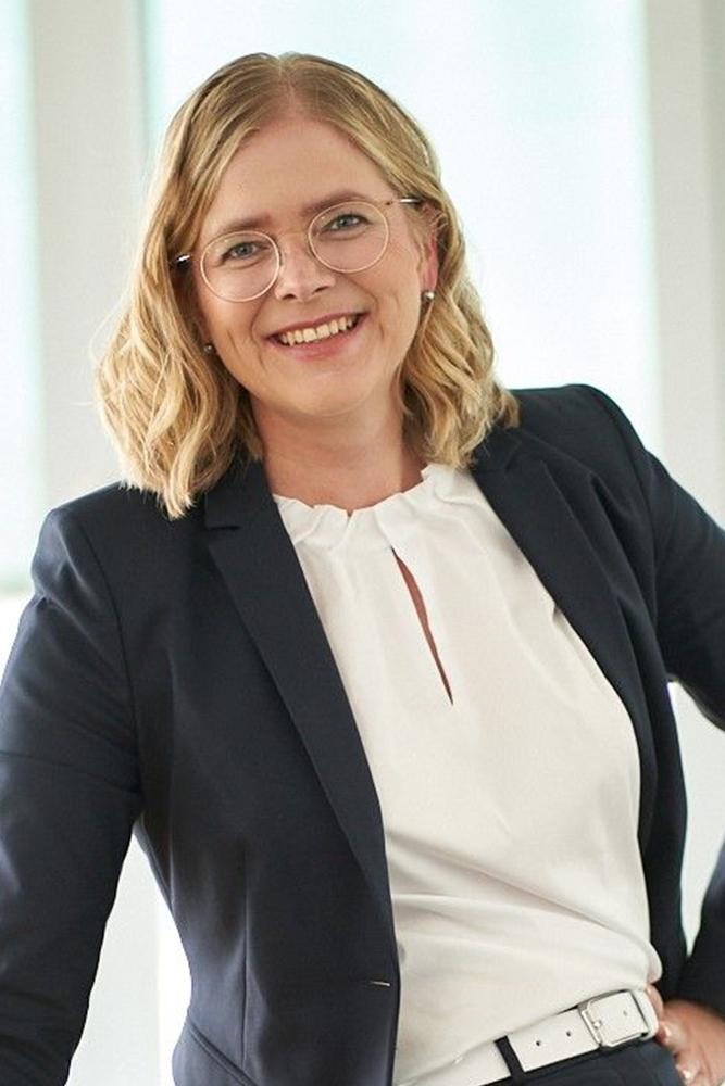 Melanie Wolf ist als Steuerberaterin in Dorsten tätig.