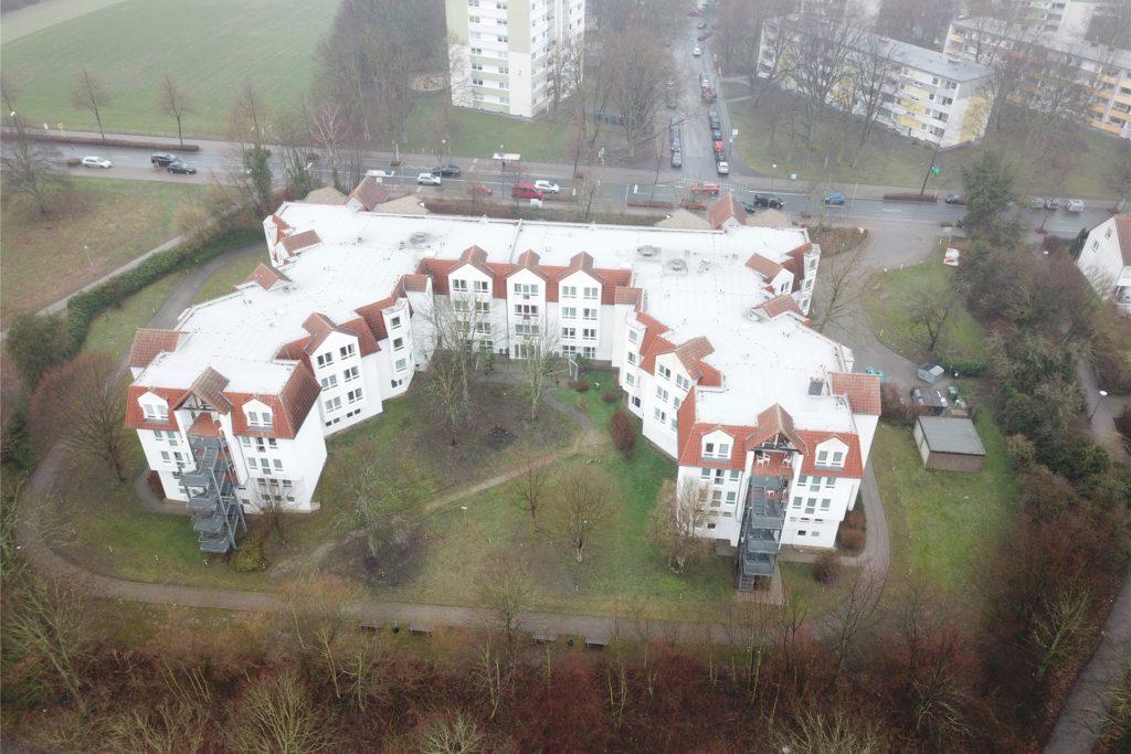 Im Awo-Seniorenzentrum an der Bockenfelder Straße in Kirchlinde ist es zu einem Corona-Ausbruch gekommen.