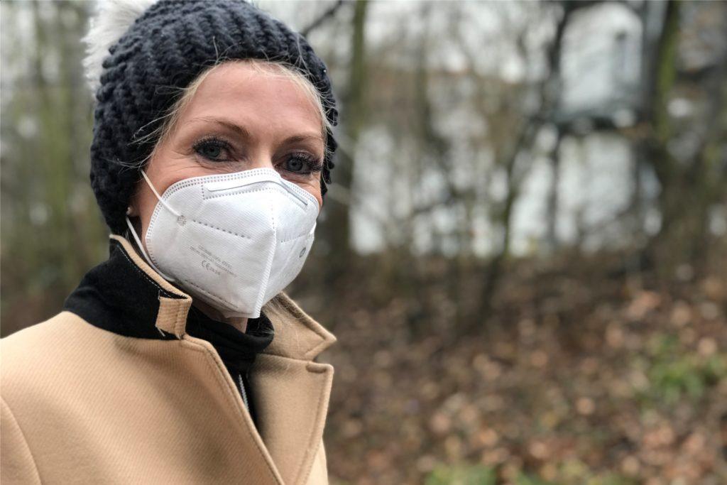 Marina Heinrici kritisiert die Heimleitung des Awo-Seniorenzentrums in Kirchlinde.