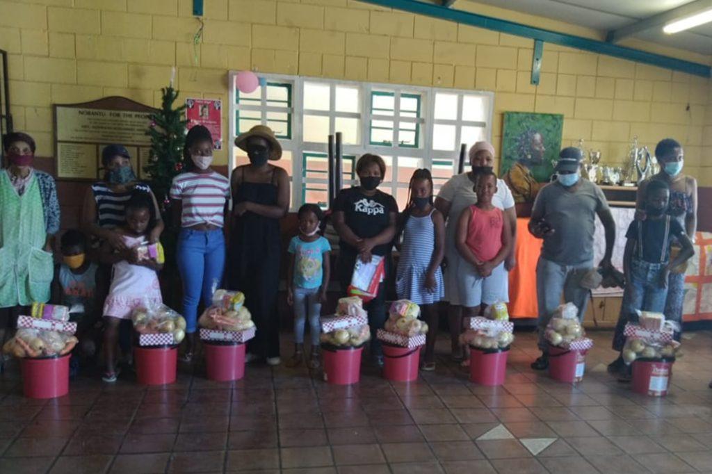 Die Arbeitslosigkeit ist wegen Corona immens groß, die Familien sind dankbar für jede Hilfe.