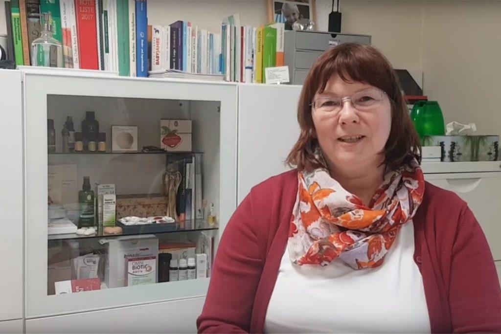 Heilpraktikerin Rosalie Surmann aus Ickern ist eine absolute Fachfrau für Kräuter und Naturheil-Verfahren. Sie steht namentlich auf der Liste des Netzwerks und erklärt das damit, dass