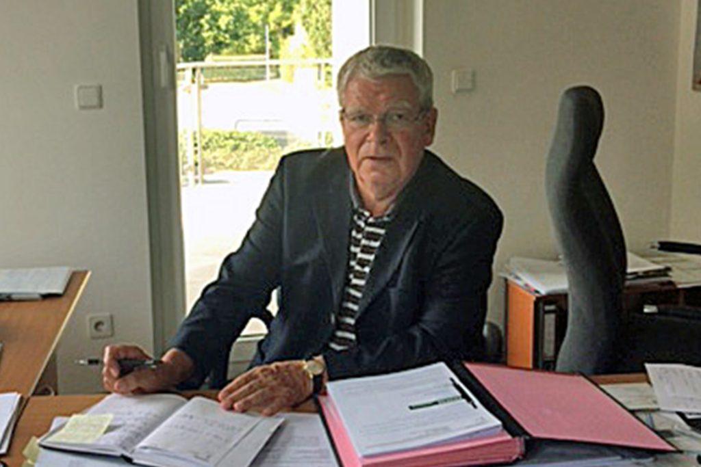 Bauträger Wolfgang Froese klagt über die Schwierigkeiten, die die Corona-Krise für seine Branche mit sich bringt