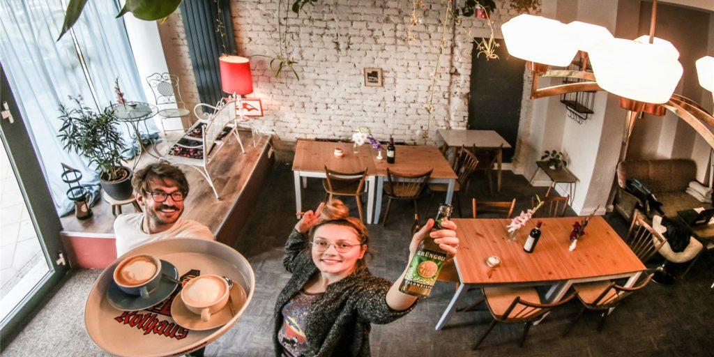 Das Labsal hat eine Wahl zum besten Take-away-Restaurant in NRW gewonnen.