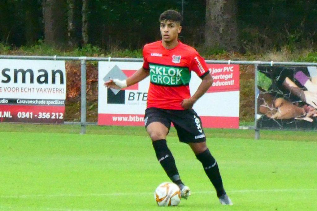 Kiyan Gilani spielte mehrere Jahre in den Niederlanden für NEC Nijmegen, ehe es ihn zurück nach Deutschland und schließlich zum TuS Haltern am See zog.