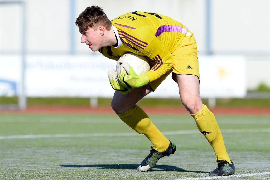 Marvin Kemmann wechselt im Sommer zum PSV Bork.