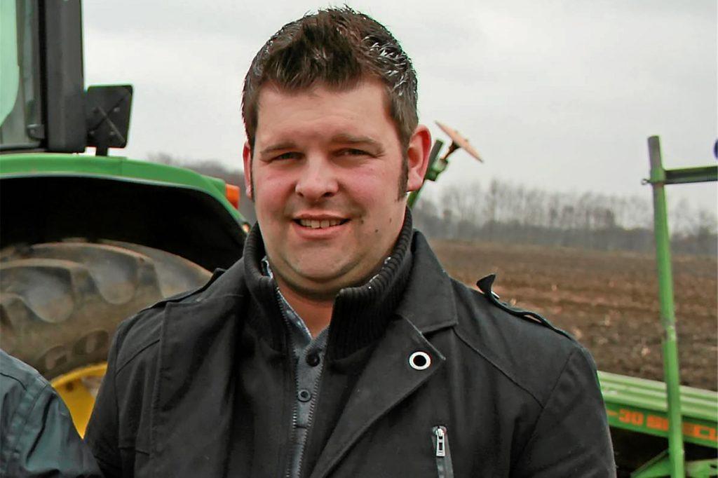 Thomas Siehoff, Vorsitzender des Landwirtschaftlichen Ortsverbandes Ellewick-Crosewick-Zwillbrock.