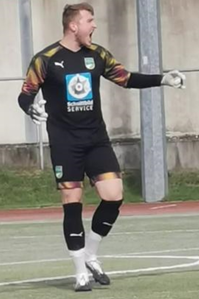 Marvin Kemmann spielt noch in der Westfalenliga für Grün-Weiß Nottuln, aber wechselt im Sommer zum PSV Bork.